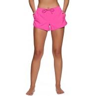 Rip Curl Damen Classic Surf 3Boardshort - Pink - Recycled Polyester 4-Way Stretch - Hergestellt aus recycelten Plastikflaschen Bekleidung