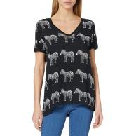Desigual Damen Ts_bokan T-Shirt Bekleidung