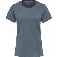 Hummel Damen T-Shirt Move 206934 Bekleidung