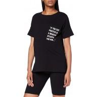 MAMALICIOUS Damen Mlcalli S S Jersey Top T-Shirts Bekleidung