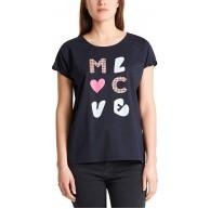 Marc Cain Sports Damen T-Shirt Bekleidung