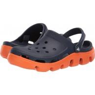 crocs Unisex-Erwachsene Duet Sport Clog Schuhe & Handtaschen