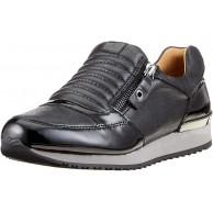 CAPRICE Damen 9-9-24605-21 091 Slipper Schwarz Black Metallic 91 39 EU Schuhe & Handtaschen