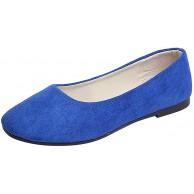 Damen Klassische Ballerinas Flache Mokassins Einfarbig Loafer Slip-Ons Frauen Elegante Slipper Schöner Schuh Casual Damenschuhe Celucke Schuhe & Handtaschen
