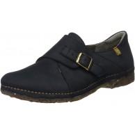 El Naturalista Damen Pleasant Slipper Schwarz Black Black 40 EU Schuhe & Handtaschen
