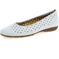 Gabor Shoes Gabor 84.169.21 Damen Ballerinas Weiß weiss EU 41 UK 7.5 US 10 Schuhe & Handtaschen