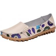 Heheja Damen Sommerschuhe Freizeit Flache Schuhe Low-top Mokassin Loafers Fahren Schuhe Schuhe & Handtaschen