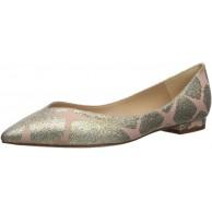 L.K. Bennett Damen Ballett Luisa flach Pink Pink-Ballerina 36 EU Schuhe & Handtaschen