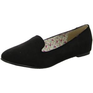 living Updated 15TY29 Damen Ballerina Schuhe & Handtaschen