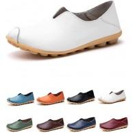 Mallimoda Neu Damenschuhe Weich Schuhe Slip On Casual Slipper Schuhe & Handtaschen