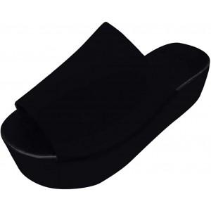 OYSOHE Damen Outdoor Flip Flop Sommer Frauen Flache Sandalen Rutschfeste Wasserdichte Plattform Strandschuhe Schuhe & Handtaschen