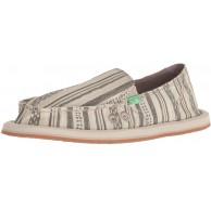 Sanuk Damen Donna Keys Ranch Loafer flach Schuhe & Handtaschen