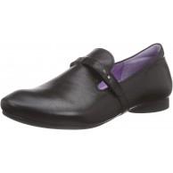 THINK! Damen Guad Slipper Schwarz SZ KOMBI 09 38 Schuhe & Handtaschen