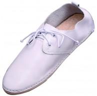 Youlee Damen Frühling Schnürschuhe Flache Schuhe Lederschuhe Schuhe & Handtaschen