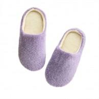BESTOYARD Damen Hausschuhe Gr. 40 41 violett Schuhe & Handtaschen