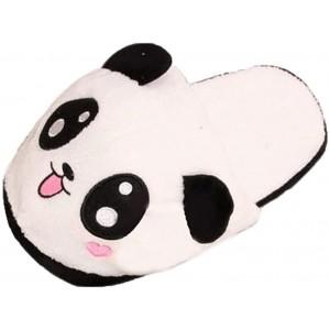 Btruely Hausschuhe Damen Winter Pantoffeln Wärme Weiche Hausschuhe Kuschelige Home rutschfeste Slippers mit Hausschuhe Winter Panda Plüsch Hausschuhe A Schuhe & Handtaschen