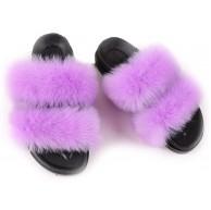 Damen Hausschuhe Plüsch Süße Pantoffeln Weiche Sandalen Kunstpelz Schlappen Flachen Rutschfester Flip Flop Schuhe & Handtaschen