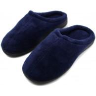 Gel-Hausschuhe für Damen und Herren bequeme und warme Schuhe mit rutschfester Sohle entlastet den Druck auf Füße und Beine Schuhe & Handtaschen
