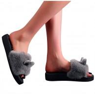 Hausschuhe Damen Herren Winter Wärme Hausschuhe Memory Foam Plüsch Pantoffeln rutschfest Slipper Schuhe & Handtaschen