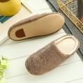 KESYOO Hausschuhe für Damen und Herren aus Plüsch gepolstert aus Baumwolle Paar Winterschuhe Größe 36 37 rosa Schuhe & Handtaschen