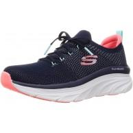 Skechers Damen D'lux Walker Sneaker Schuhe & Handtaschen