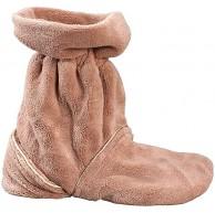 Wärmeschuhe für die Mikrowelle | Wärmepantoffeln mit Gelkissen | Aufheizbare Hausschuhe | Idealer Fußwärmer im Winter | Fußbodenheizung-Alternative | Schuhe & Handtaschen