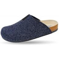 Weeger Unisex Bio-Hausschuh-Pantoffel Pantoffeln Schuhe & Handtaschen