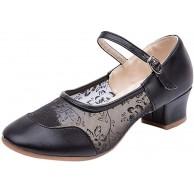 Ansenesna Sandalen Damen Ballerina Latin Mit Absatz Elegant Schuhe Frauen Knöchel Schnalle Gladiator Schuhe Schuhe & Handtaschen