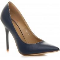 Damen Höher Absatz Kontrast Stilettos High Heels Spitz Gepflegt Fesch Arbeit Pumps Schuhe Schuhe & Handtaschen
