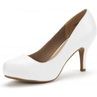 DREAM PAIRS Damen Pumps mit Stiletto Schuhe & Handtaschen