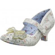 Irregular Choice Damen Believe in Us Brautschuhe Schuhe & Handtaschen