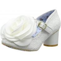 Irregular Choice Damen Kussen Brautschuhe Schuhe & Handtaschen