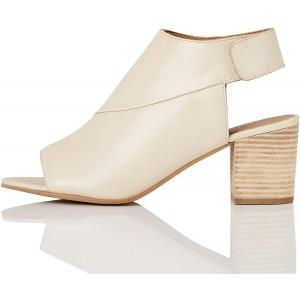 -Marke find. Damen Slingback Pumps Schuhe & Handtaschen