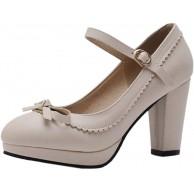 MO JOC Damen Klassischer Bogen Datierung Pumps Schuhe & Handtaschen