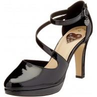 s.Oliver Damen 5-5-24420-33 018 Riemchenpumps Schuhe & Handtaschen