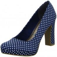 Tamaris Damen 1-1-22491-22 Plateaupumps Schuhe & Handtaschen