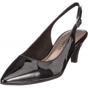Tamaris Damen 1-1-29601-22 Slingback Pumps Schuhe & Handtaschen