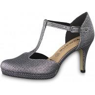 Tamaris Damen Pumps 24453-23 Frauen Riemchen Pumps Schuhe & Handtaschen