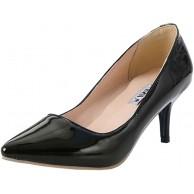 TAONEEF Damen Buro Pumps mit Absatz Schuhe & Handtaschen