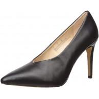 The Drop Taylor Stiletto-Pumps mit hohem Schaft Schwarz EU 37.5 US 6.5 Schuhe & Handtaschen