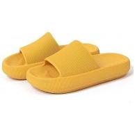 AGGF Superweiche Hausschuhe Unisex Comfort Slide Sandalen Summer Flat Sandalen für Frauen und Männer Schuhe & Handtaschen