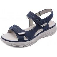 ZAPZEAL Sommer Sandalen Komfort Mode Sandalen für Frauen Offener Zeh Casual Sandaletten Römische Schuhe rutschfeste Gartenschuhe für Shopping Party 3 Farben 37-42 EU Schuhe & Handtaschen