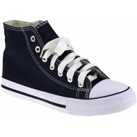 Fashion4Young 20004 Kultige Sneakers High Top Unisex Sportschuhe Textil Damen Herren Schuhe & Handtaschen