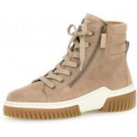Gabor Damen Sneaker high Frauen High-Top Sneaker Wechselfußbett Best Fitting Schuhe & Handtaschen