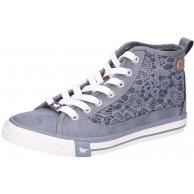 MUSTANG Herren 1146-507 Hohe Sneaker Schuhe & Handtaschen