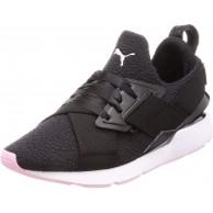 PUMA Damen Muse Tz WN's Sneaker Schuhe & Handtaschen