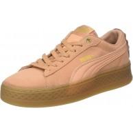 PUMA Damen Smash Platform Frill Sneaker Schuhe & Handtaschen