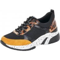 Remonte Damen Schnürhalbschuhe Frauen sportlicher Schnürer Schuhe & Handtaschen