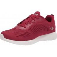 Skechers Damen Bobs Squad Tough Talk Sneaker Schuhe & Handtaschen