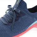 Skechers Damen Sneaker SOLAR Fuse Blau Schuhe & Handtaschen